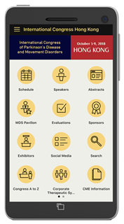 MDS Congress App